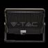 V-TAC Προβολέας LED 30W Γκρι Ψυχρό Φως