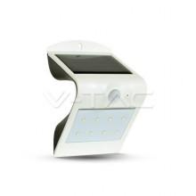 V-TAC Ηλιακό Φωτιστικό Κήπου LED 1.5W Λευκό με Aισθητήρα